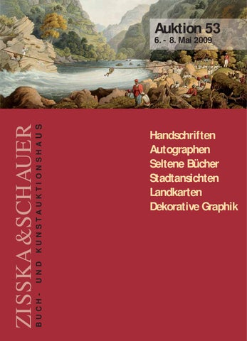 Zisska Schauer Auktion 53 By Friedrich Zisska Issuu