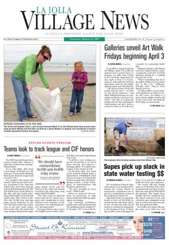 545f399348 La Jolla Village News, March 26th, 2009 by San Diego Community ...