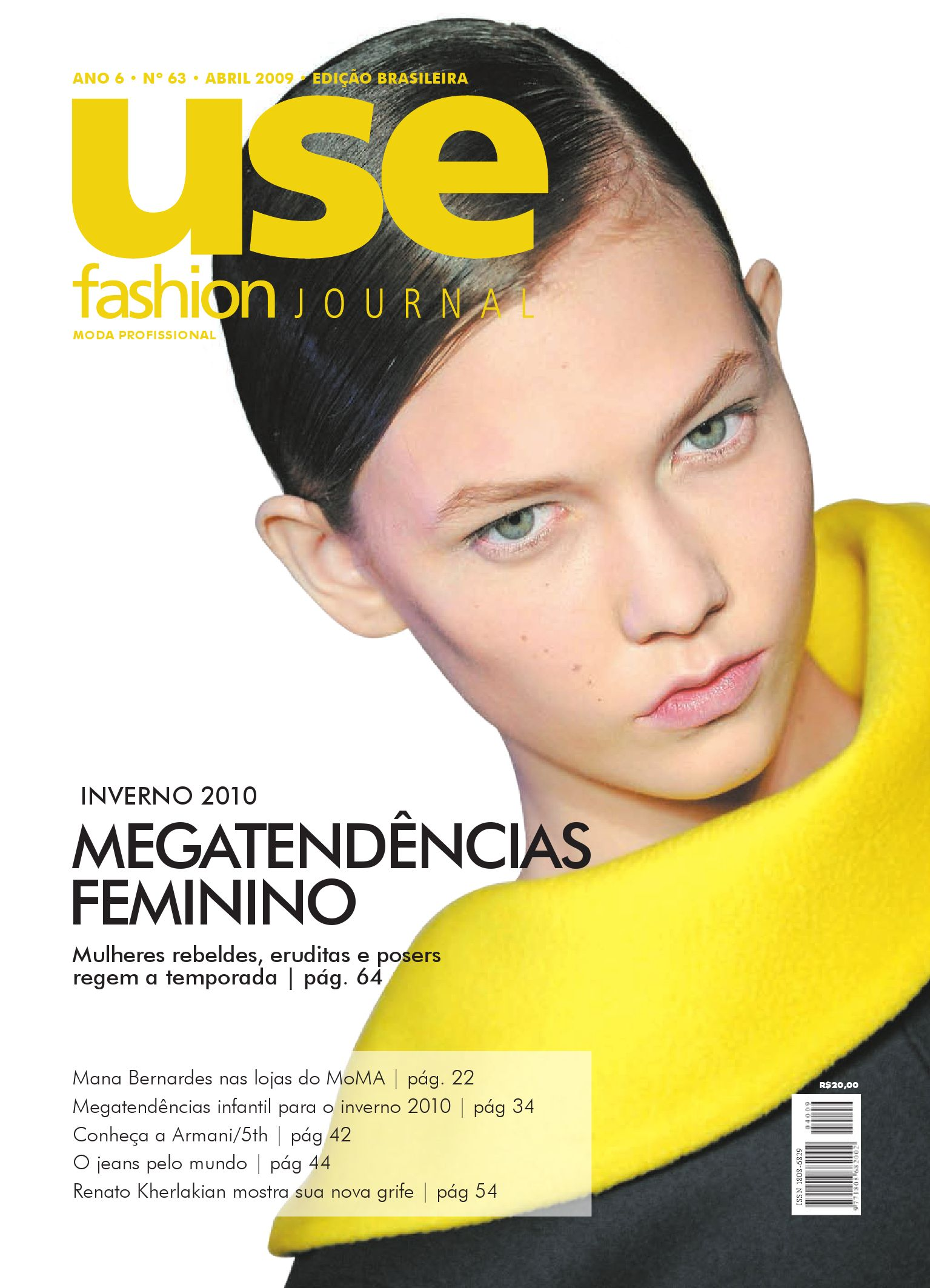 UseFashion Journal Abril 2009 by UseFashion - issuu a4492d696c