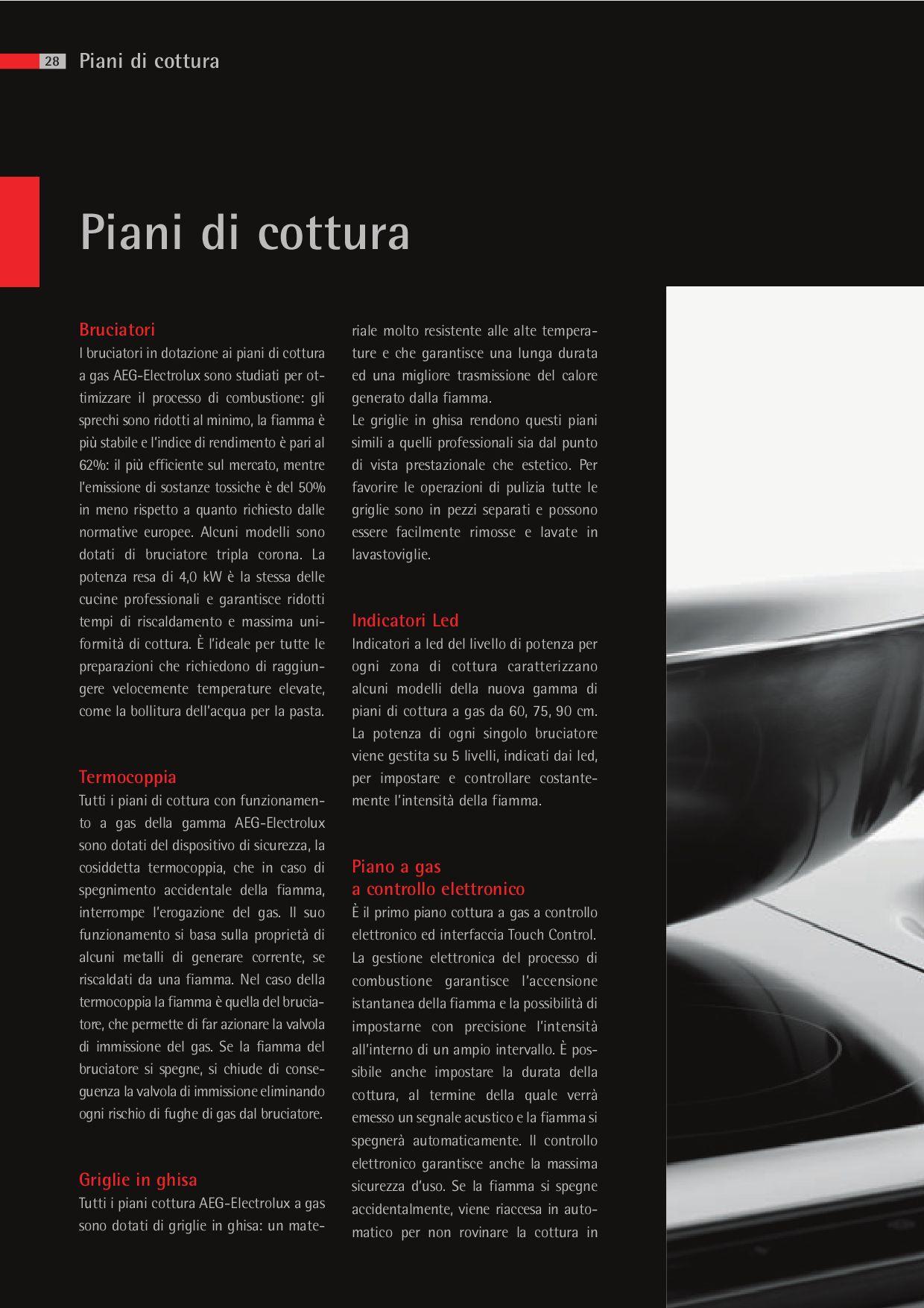 piani cottura aeg by Carmine Barbato - issuu