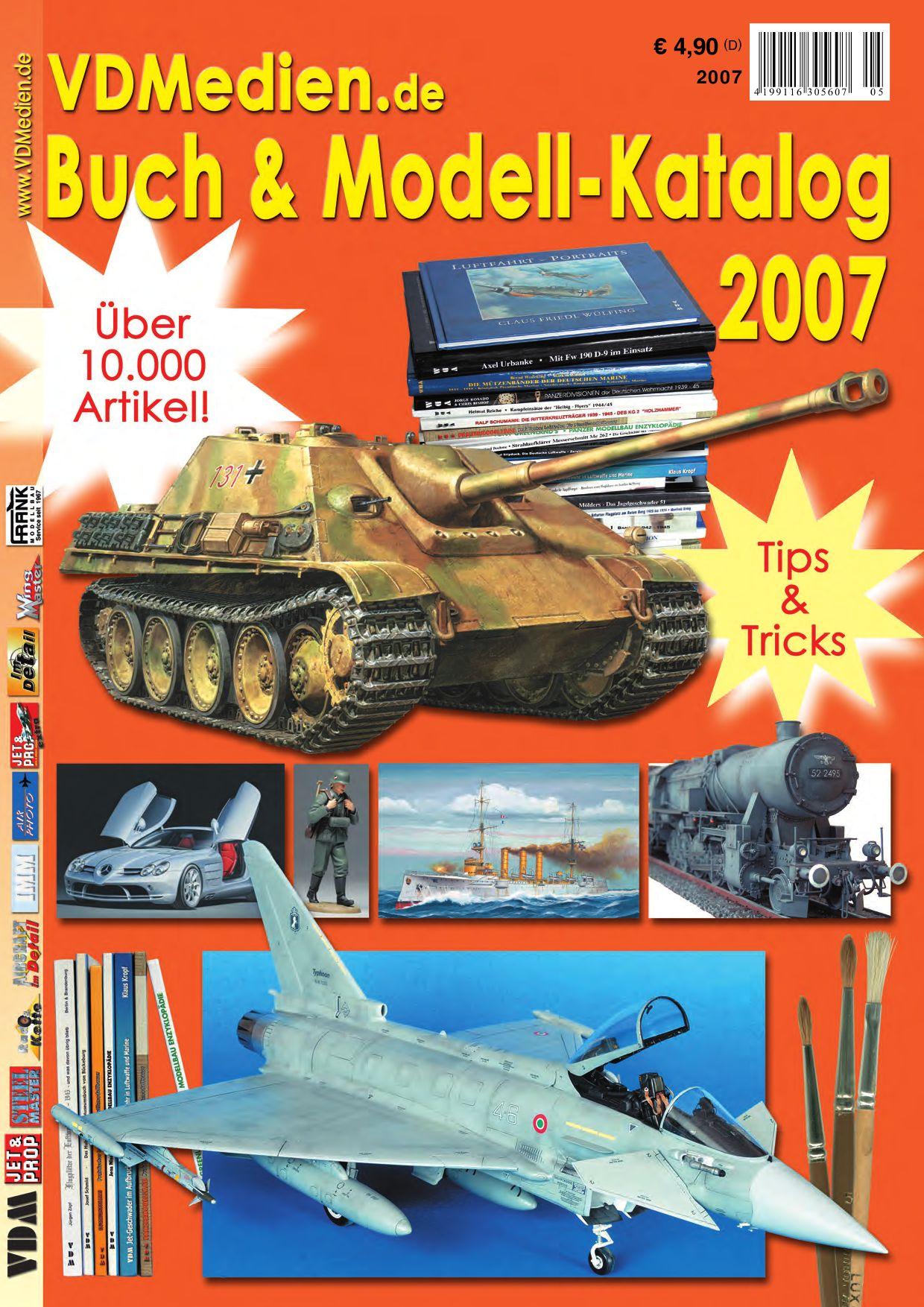VDMe n Buch und und Modell Katalog by Gert Spiesshofer issuu