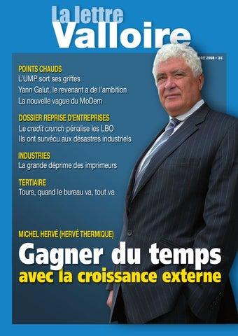 Mag Septembre 2008 By Lettre Valloire