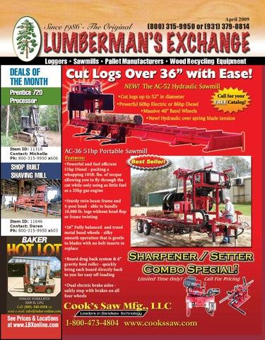 LBXonline com April 2009 Issue by Lumbermens Magazine | Quality Used