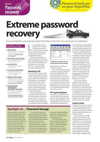 nir sofer password recovery