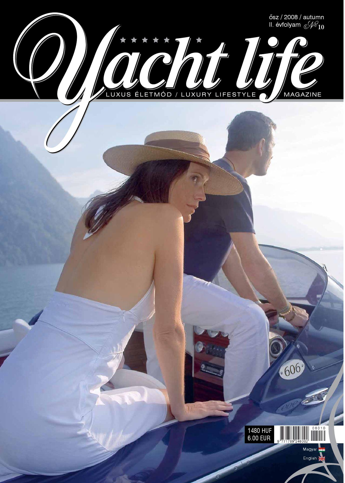 Yacht Life Magazin 0803 by Szabolcs Tar - issuu 64667c9acc