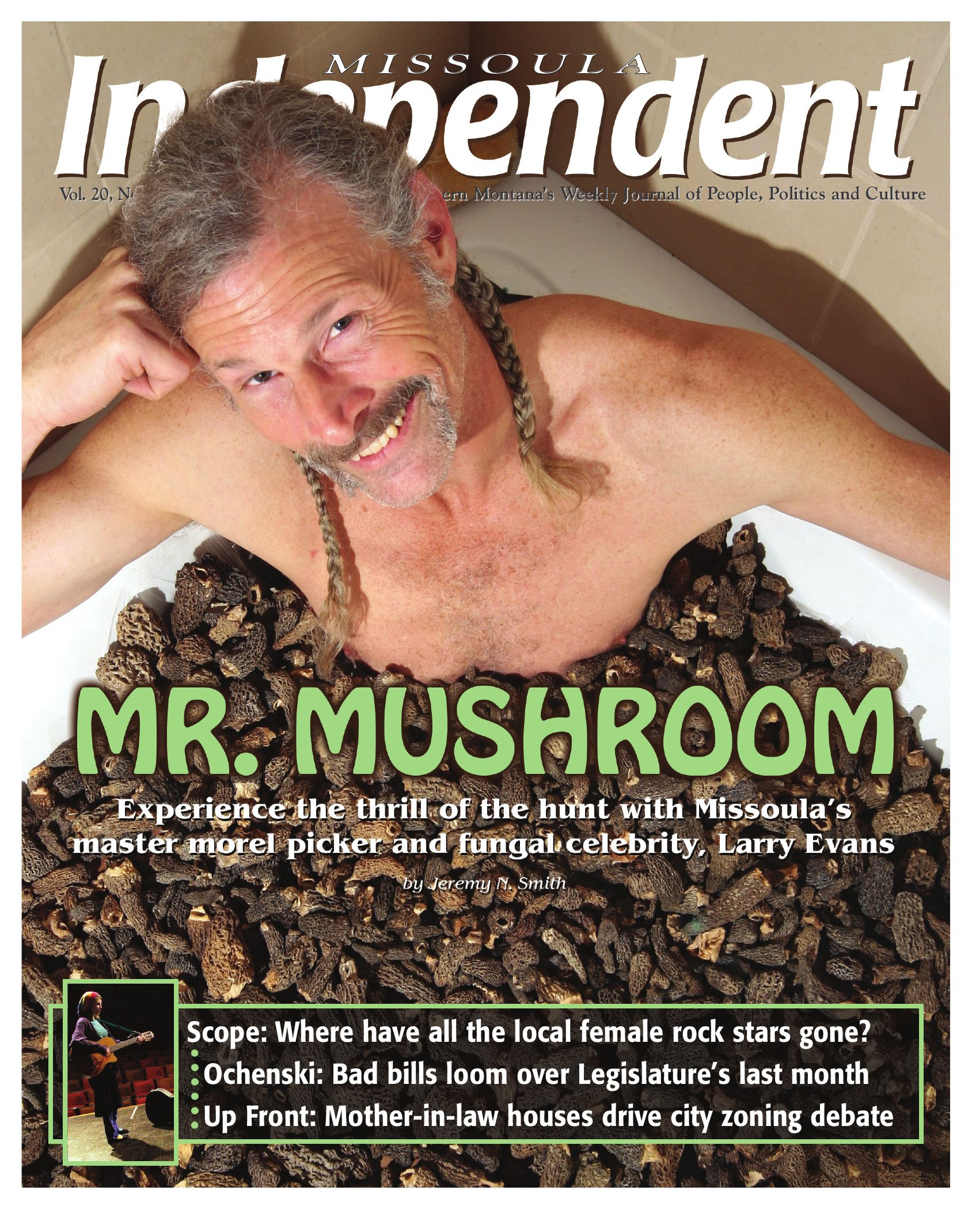 Missoula Independent April   By Independent Publishing Issuu - Haircut missoula