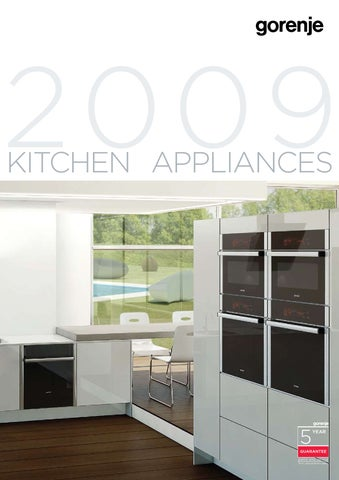 Gorenje UK complete brochure by Gorenje d.d. - issuu
