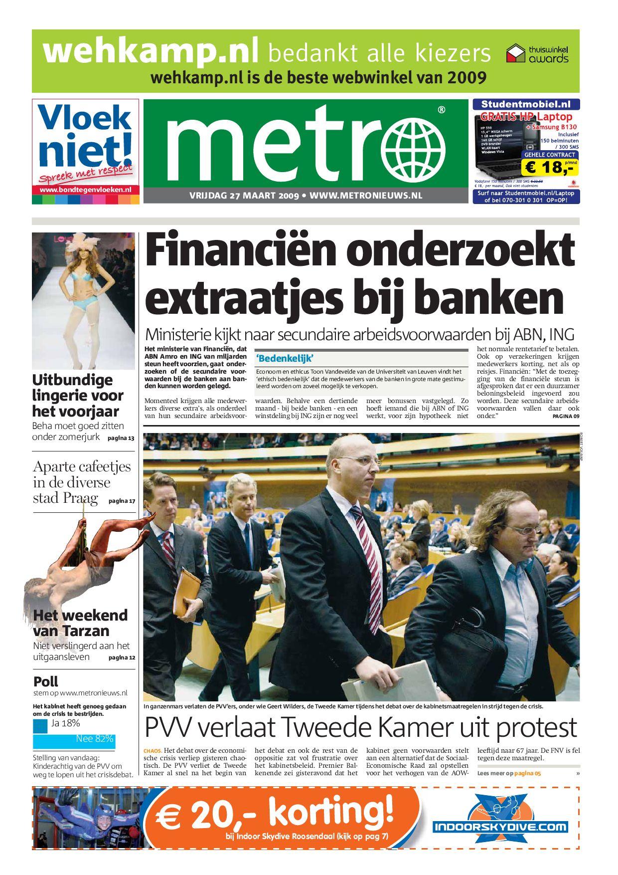 Abn Amro Zitzak.Holland Page 1 By Metro International Issuu