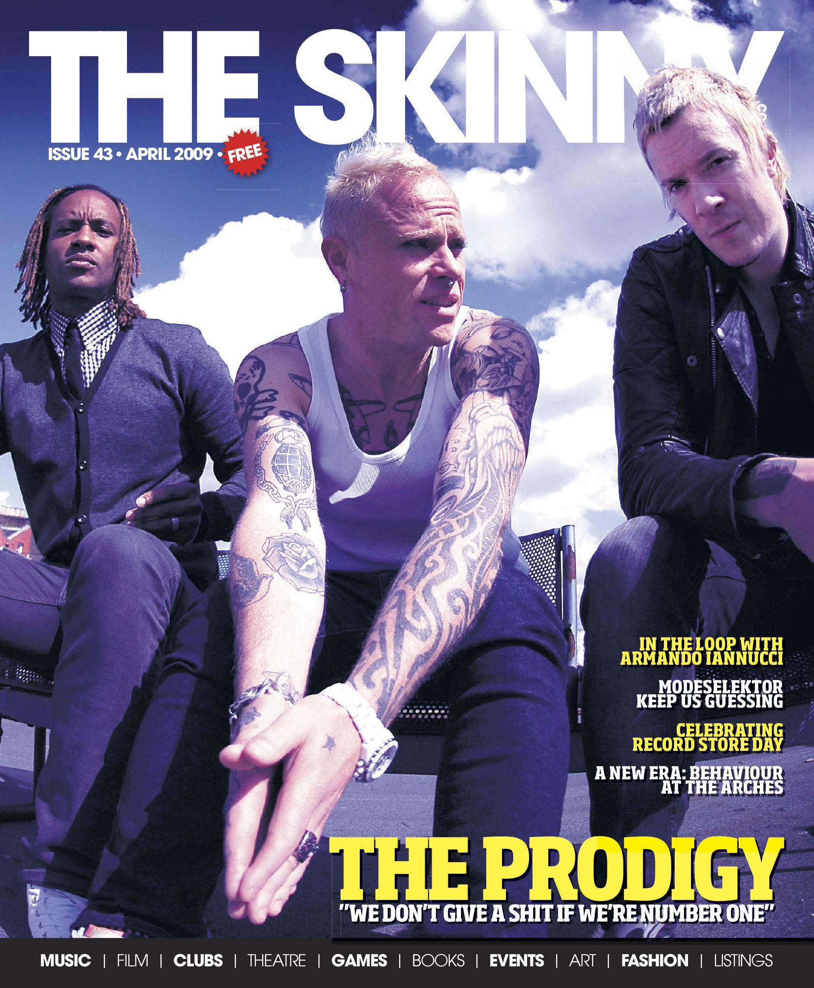 c2108e4f The Skinny April 2009 by The Skinny - issuu