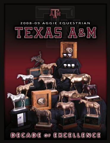 low priced 2d2d0 3c7e6 2008-09 Equestrian by Texas A M - issuu