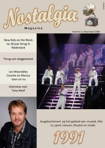 Nostalgia Magazine Maartapril 2009 By Nostalgia Magazine
