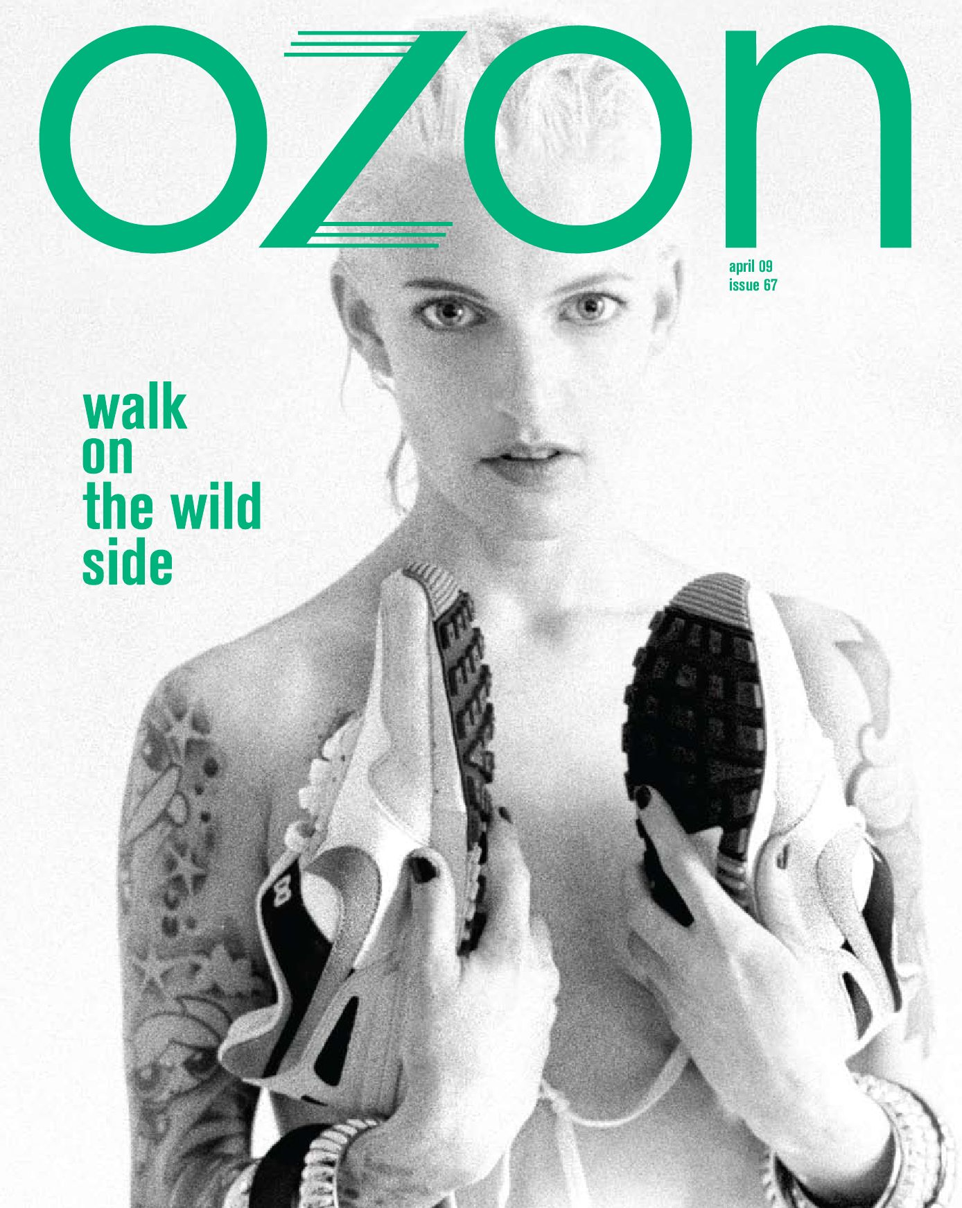 b97141ee6f5 ozon april issue | walk on the wild side by OZON Magazine - issuu