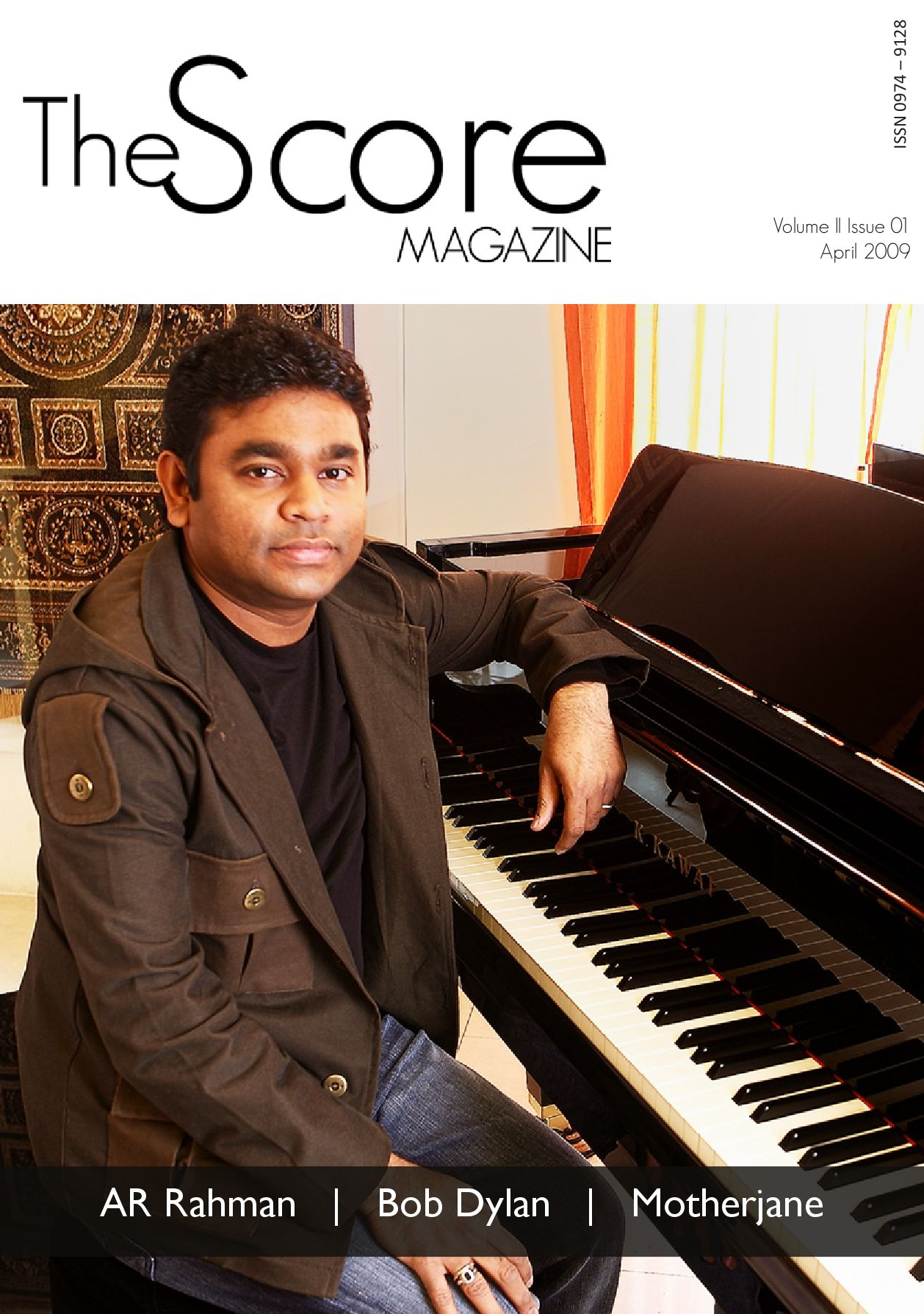 The Score Magazine April 2009 By The Score Magazine Issuu