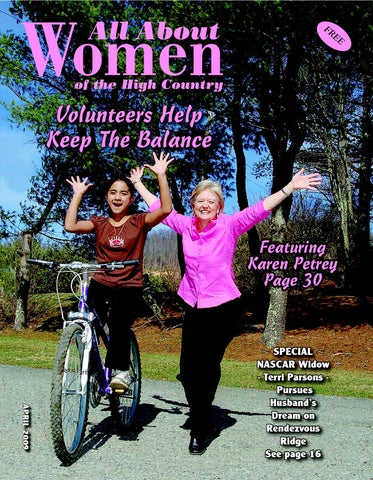 e8fb786ff All About Women - April 2009 by Mountain Times Publications - issuu