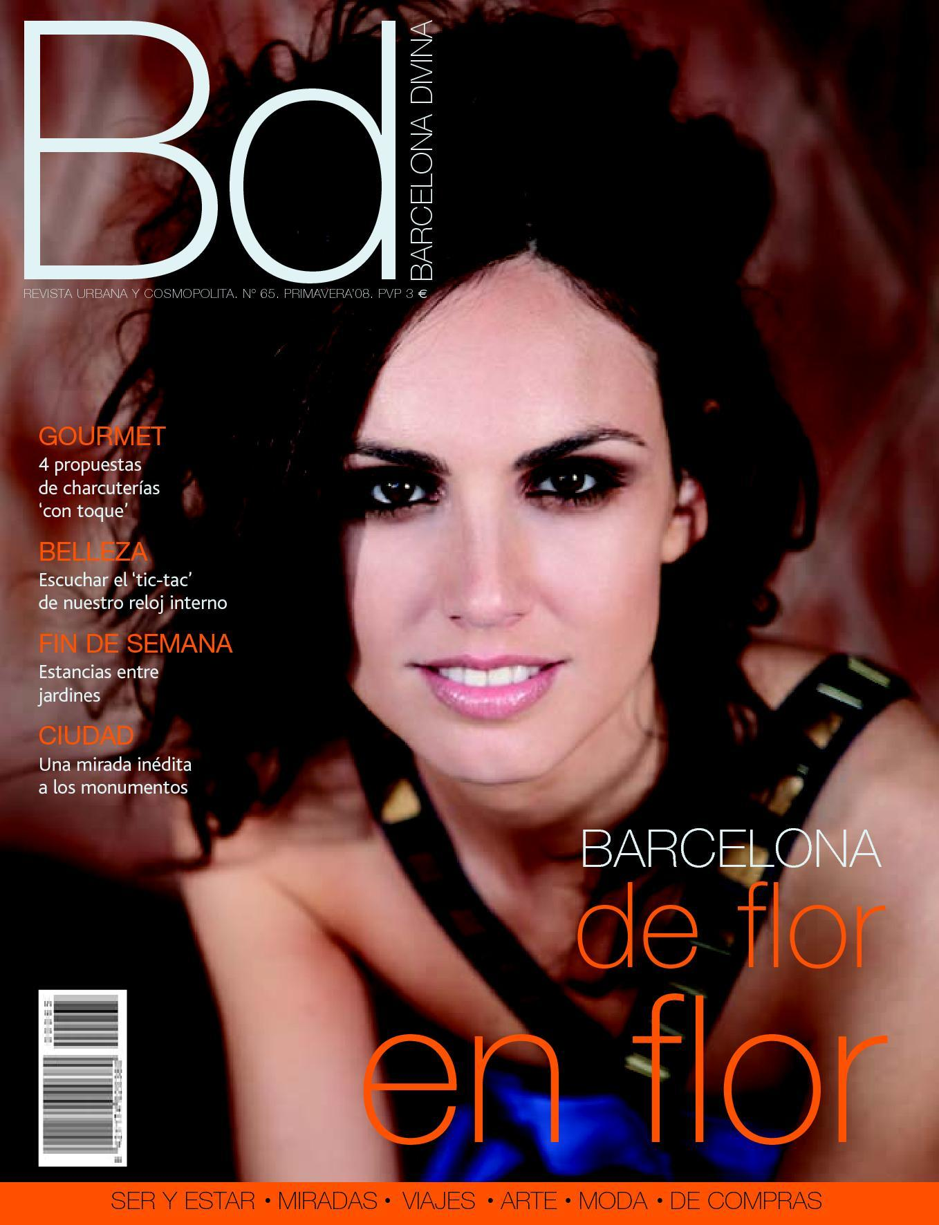 Barcelona divina - Nº65, PRIMAVERA 2008 by Synergias de Prensa, S.L. ...