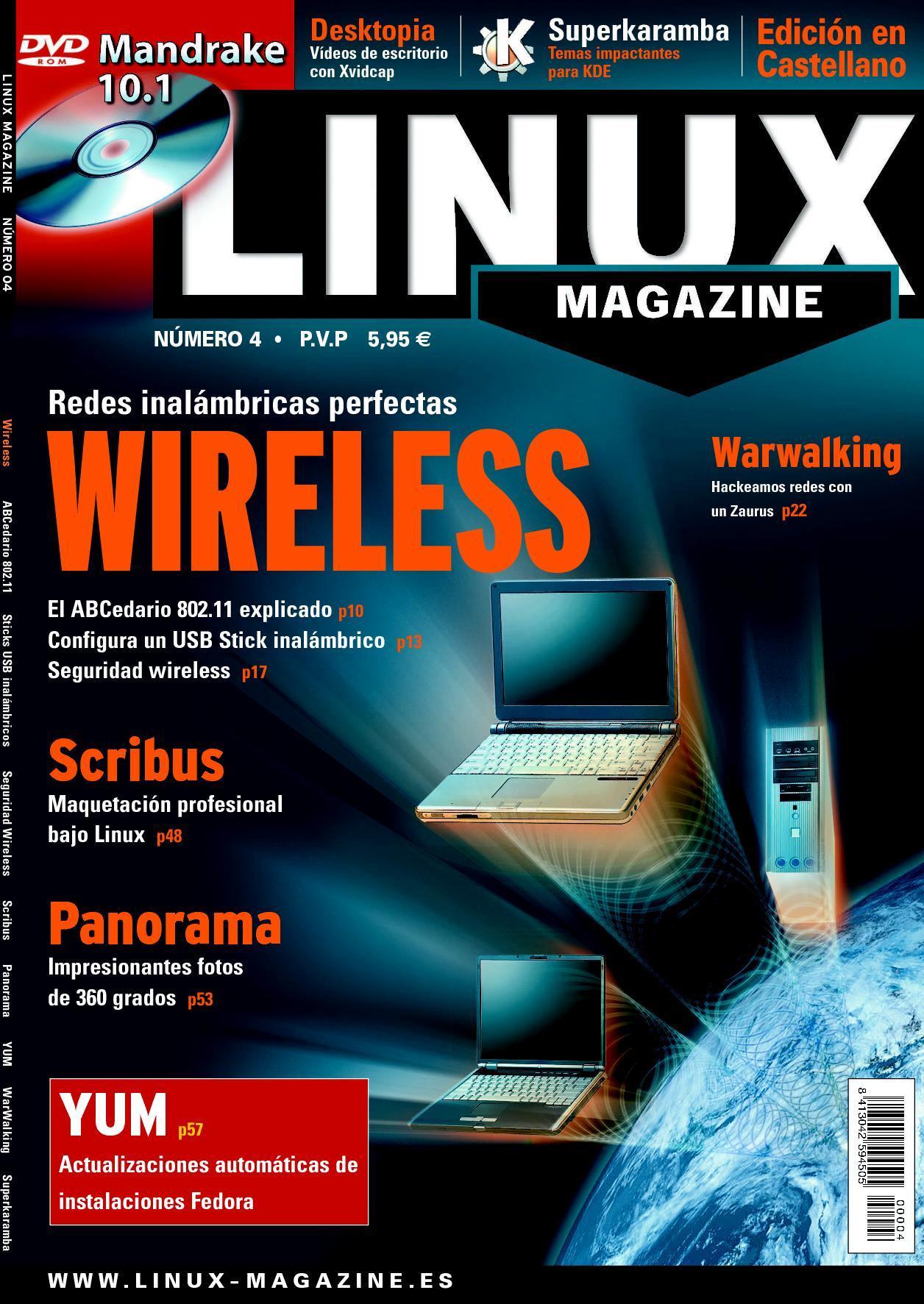 Linux Magazine - Edición en Castellano, Nº 04 by Linux New Media ...