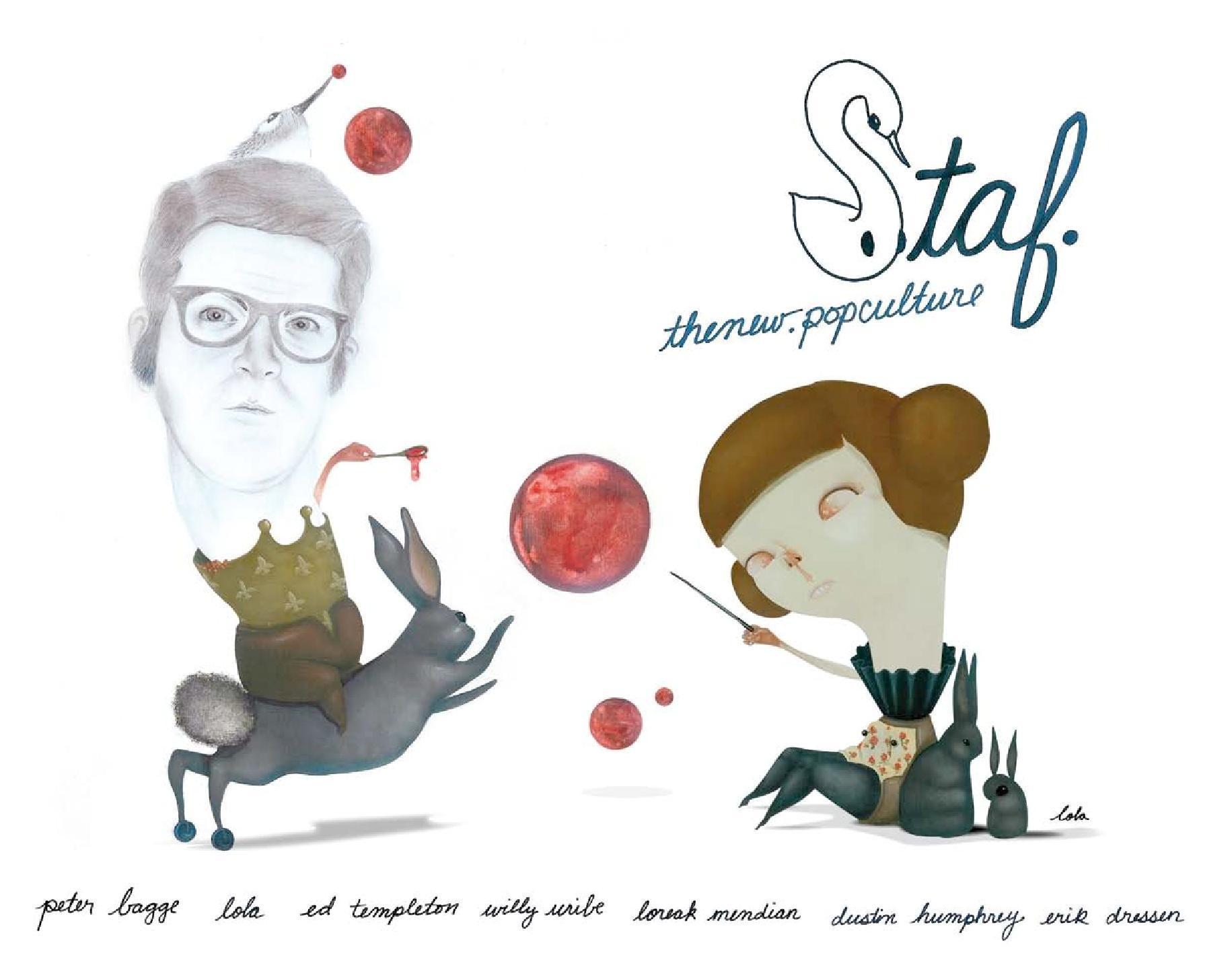 finest selection 399bd 3a99e STAF MAGAZINE Nº39 by staf magazine - issuu