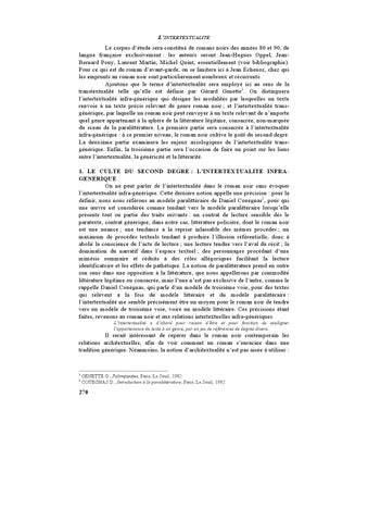 L'INTERTEXTUALITE by Robert gauthier issuu