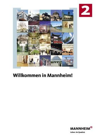 Willkommen In Mannheim By Stadt Mannheim Issuu