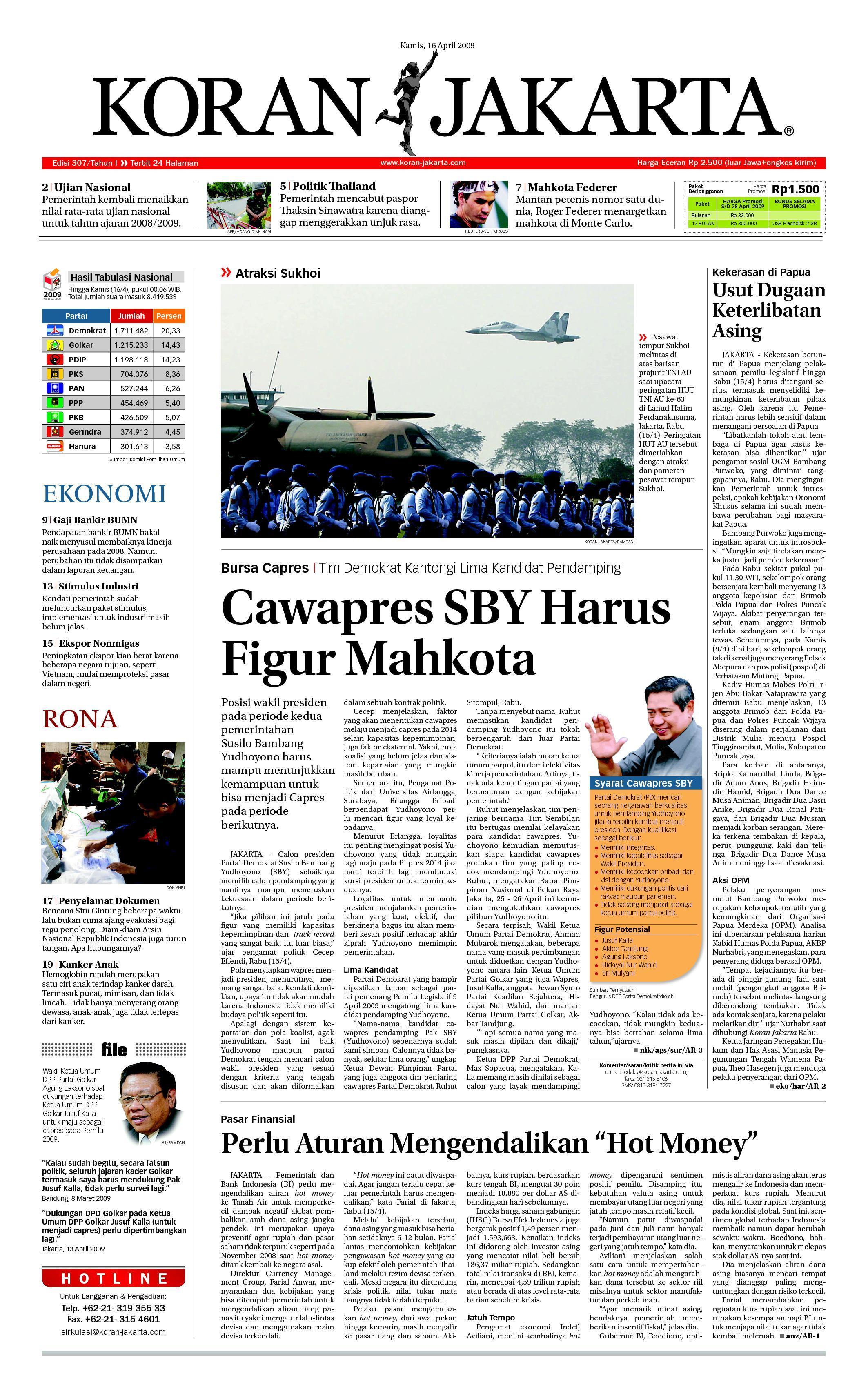 Edisi 307 By PT Berita Nusantara Issuu