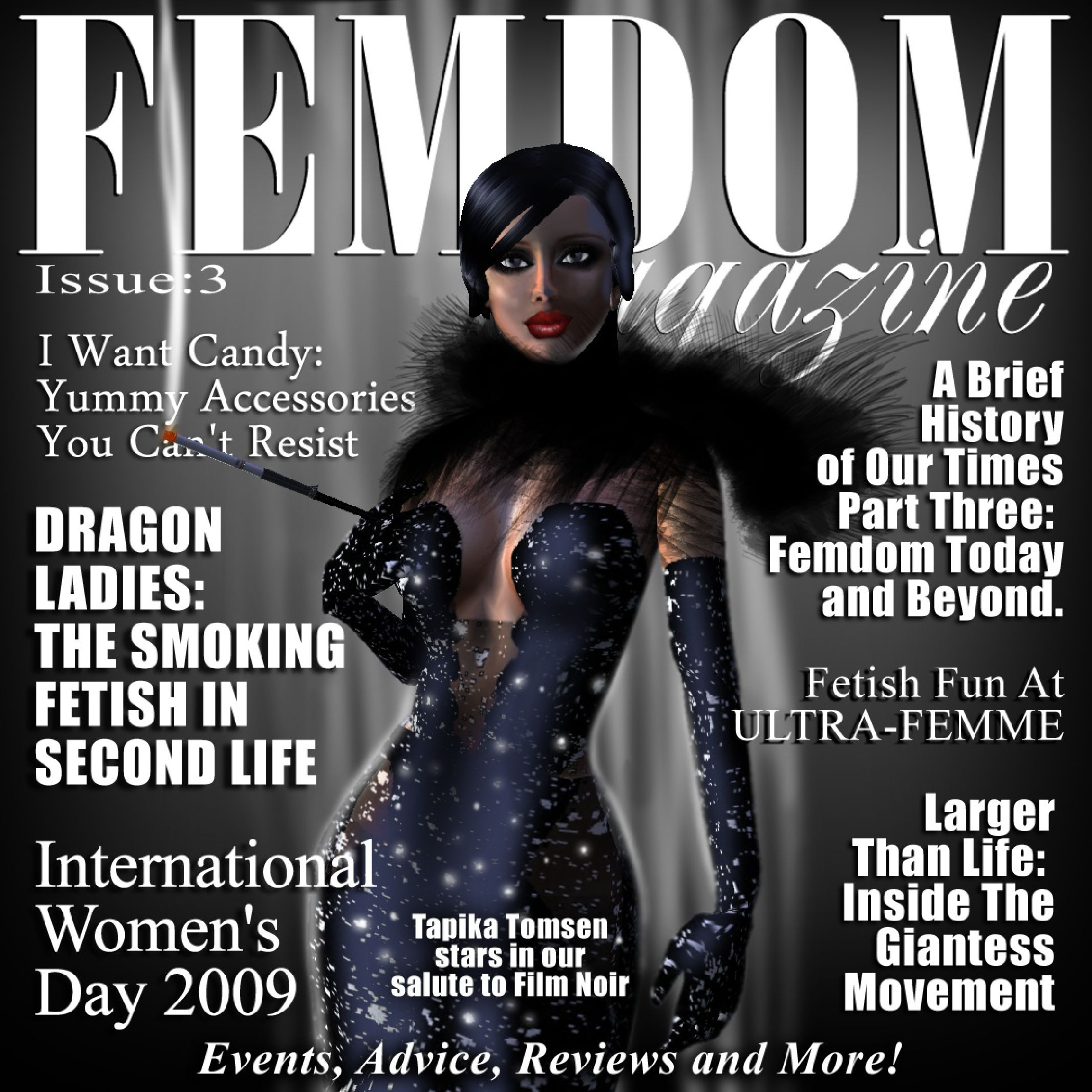 femdom magazine