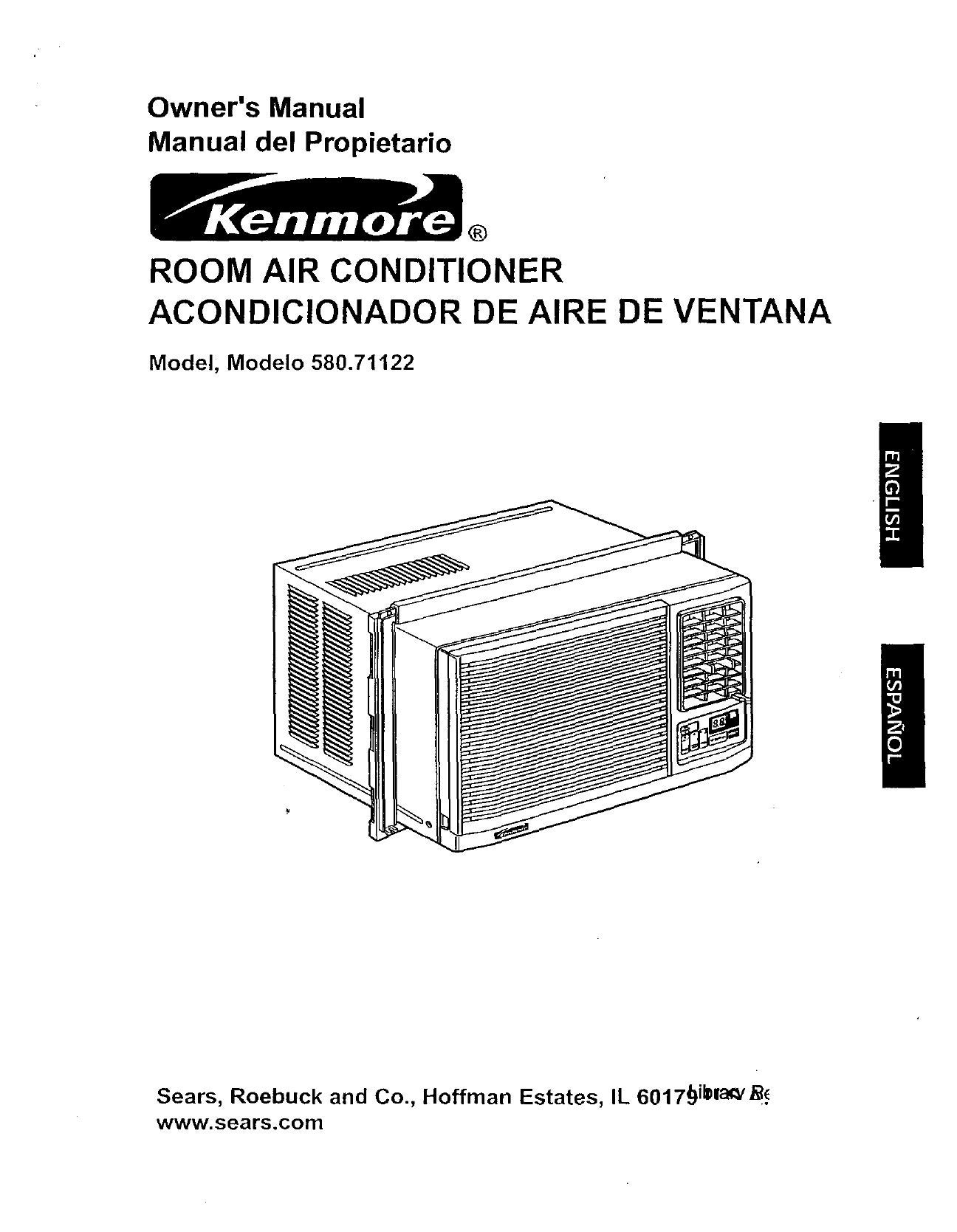 Kenmore Airconditioner By Donald Smith Issuu Ceiling Fan Wiring Diagram Sears Roebuck