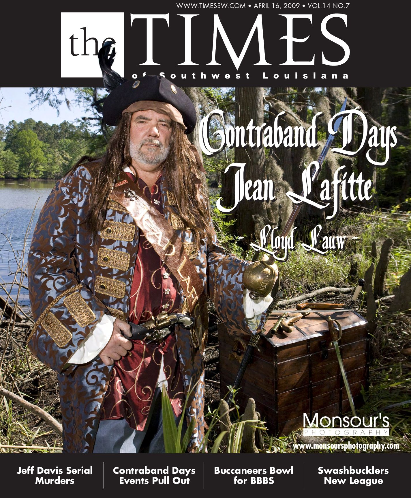 Times Of Southwest Louisiana Contraband By The Times Of Southwest
