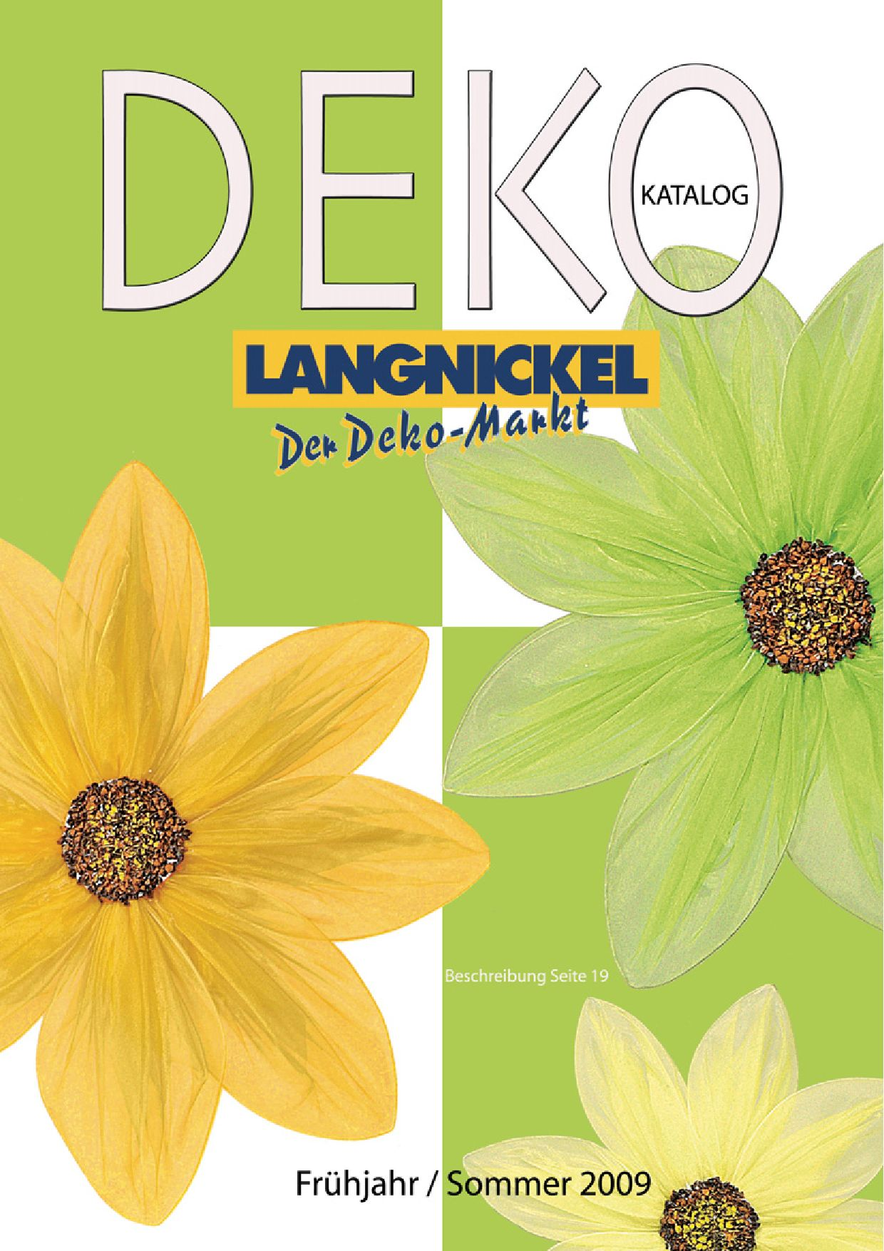 künstliche Blumen-Deko Grasbusch creme  ca Seidenblumen 47 cm