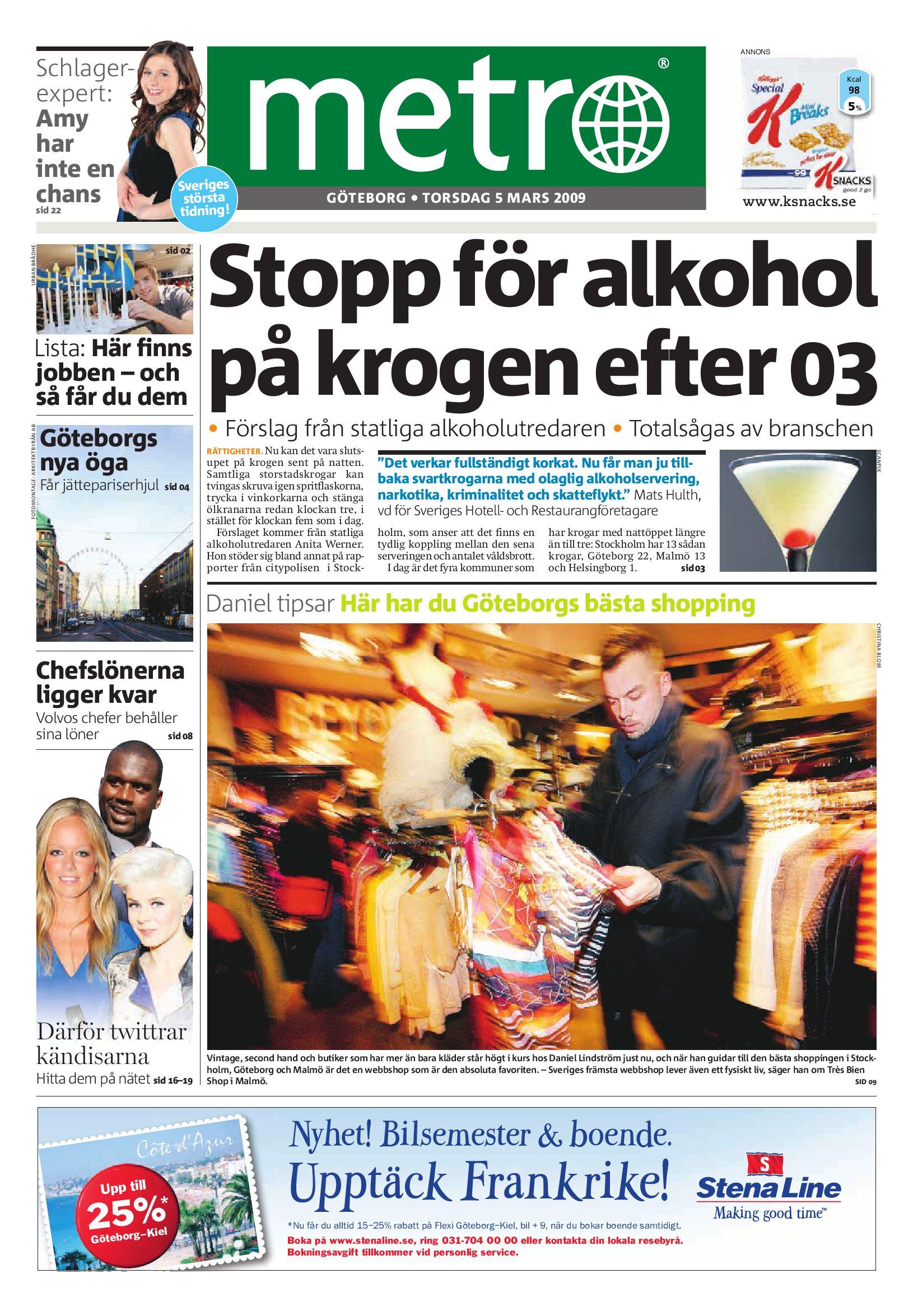 Sveriges storsta och basta schlagersajt