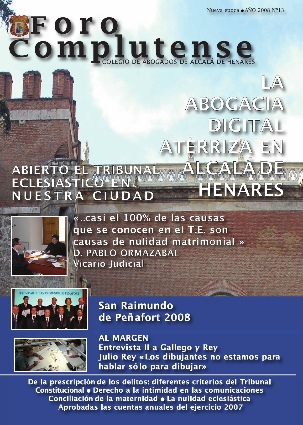Revista nº 13 by Foro Complutense - issuu