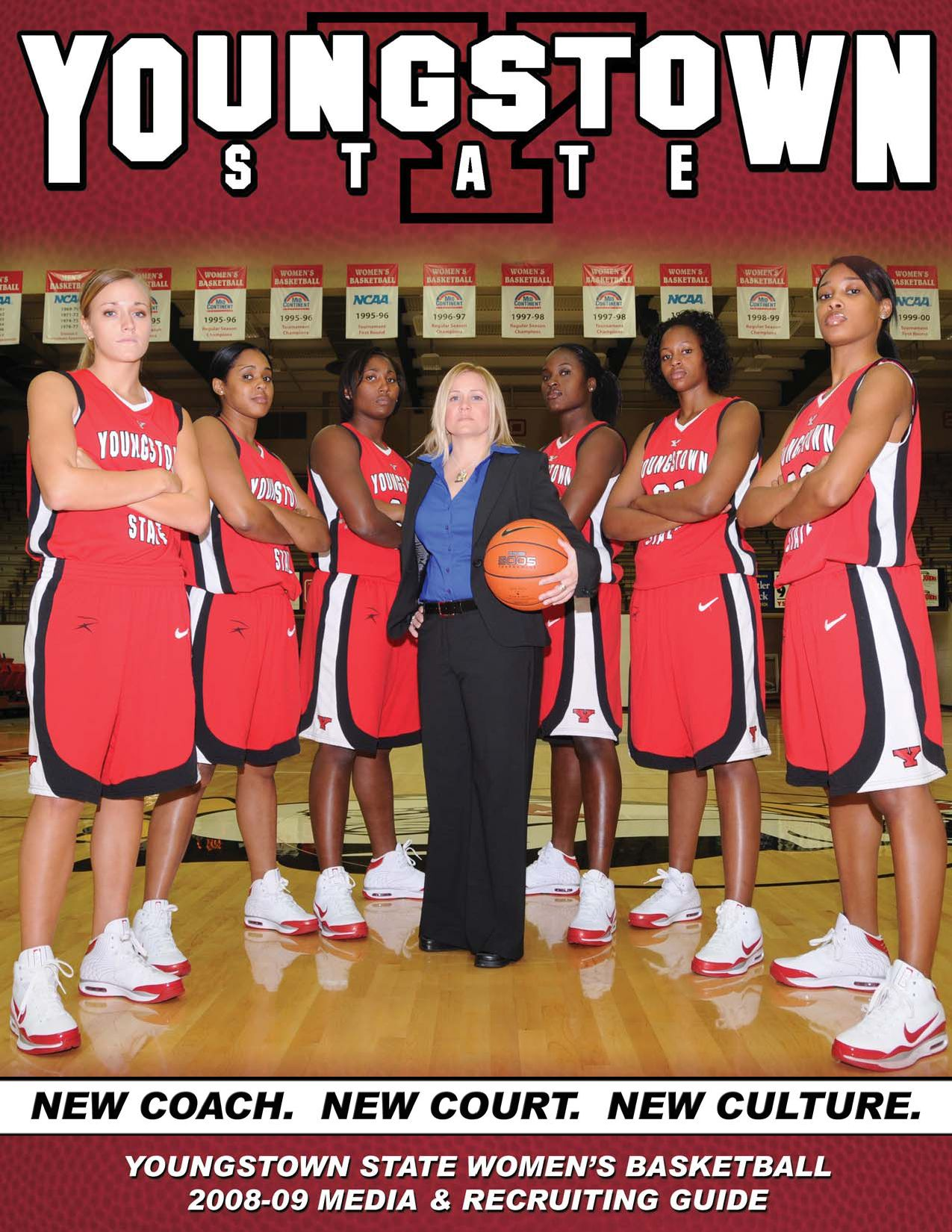buy online c8bc3 18bfa Youngstown State 2008-09 Women s BasketballMedia Guide by Youngstown State  Athletics - issuu