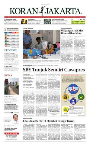 Edisi 312 - 12 April 2009 by PT. Berita Nusantara - issuu 740044c30b