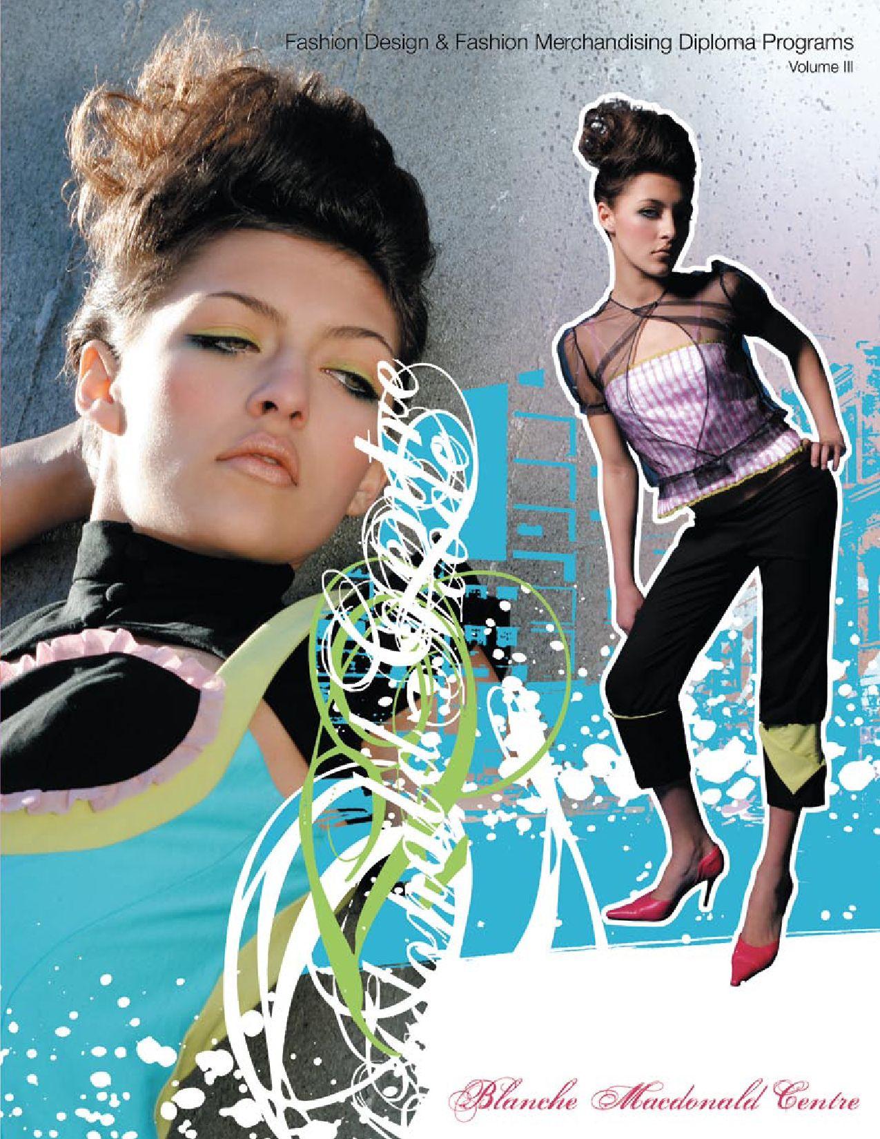 Bmc Fashion Diploma Programs By Blanche Macdonald Issuu