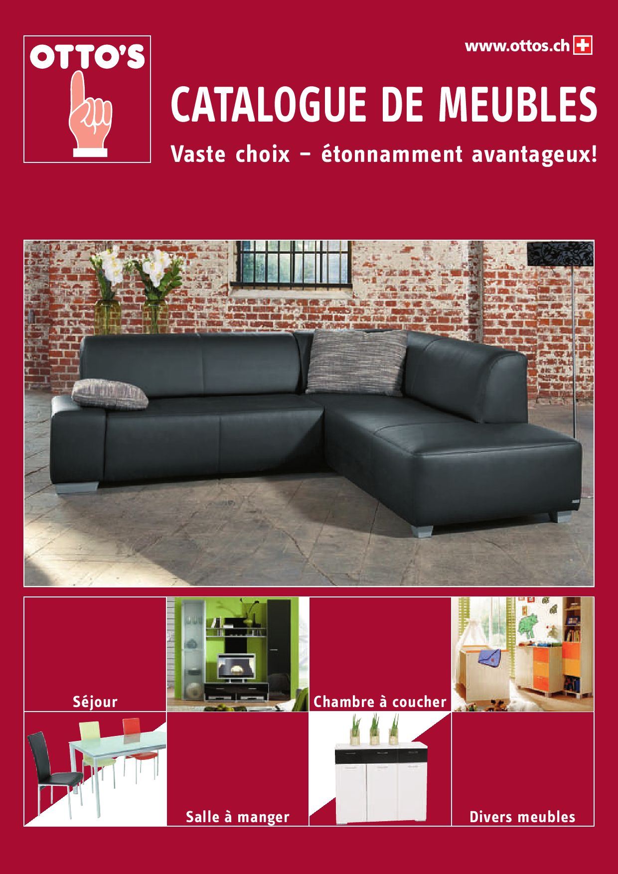 otto 39 s catalogue de meubles 09 by ottos ag switzerland issuu. Black Bedroom Furniture Sets. Home Design Ideas