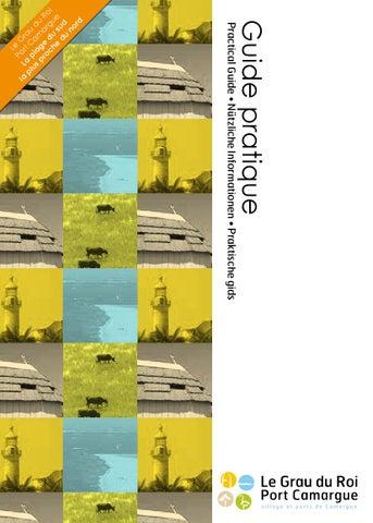 Grau du roi brochure by frans bureau voor toerisme issuu - Super u le grau du roi port de peche ...