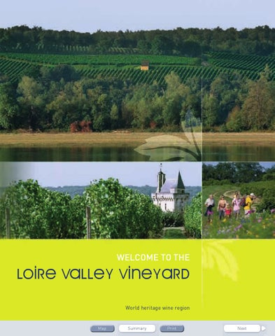 Wines From The Loire By Frans Bureau Voor Toerisme   Issuu
