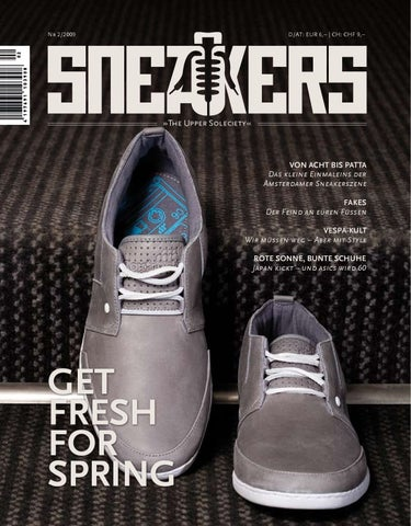 sale retailer acc3f ebe0f Sneakers Issue 7 by Stefan Dongus - issuu