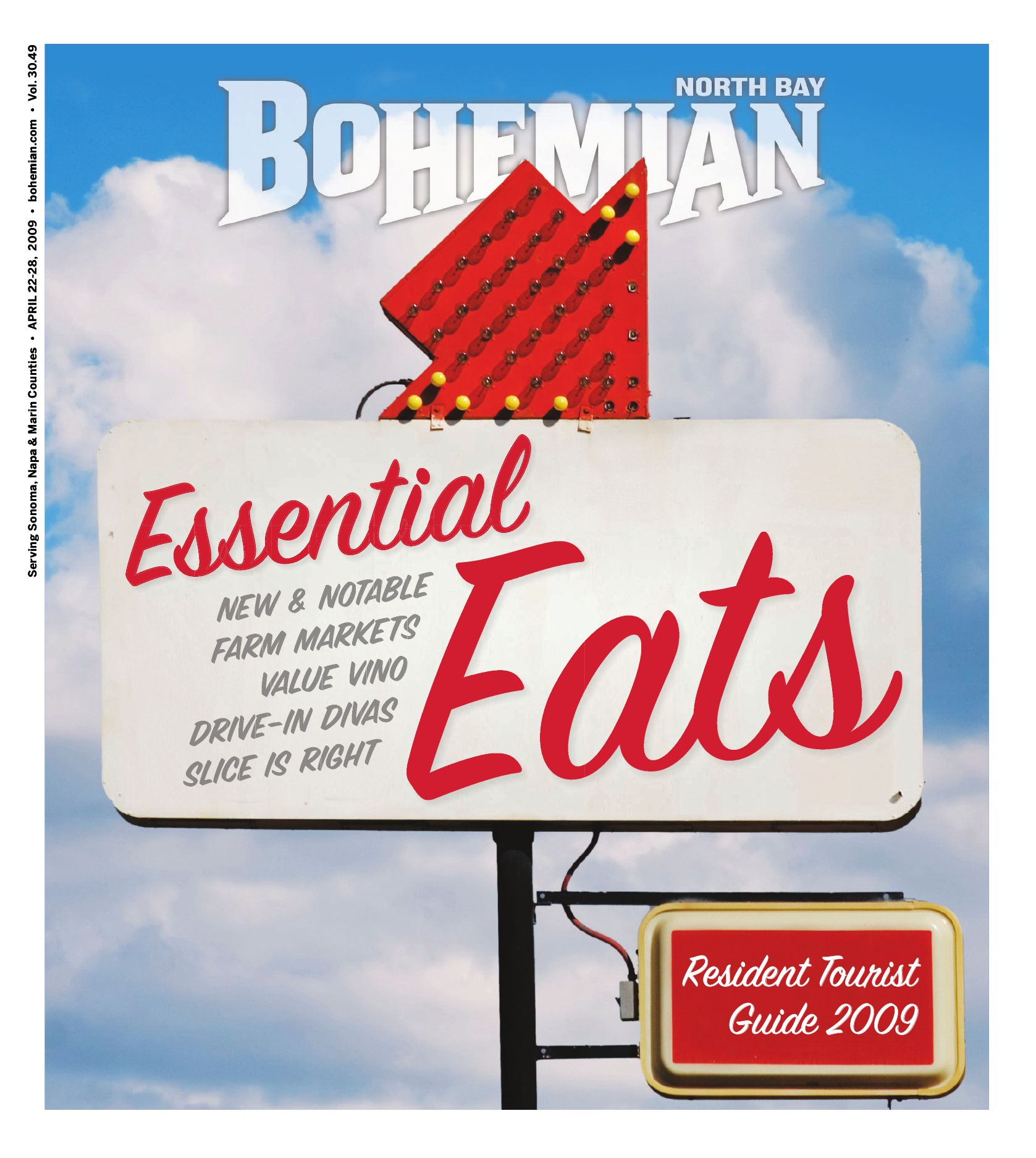 North bay Bohemian by Metro Publishing - issuu