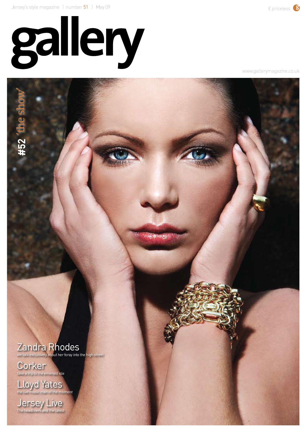 Gallery Magazine 52 -  The Show  by factory - issuu 0b3024f91459