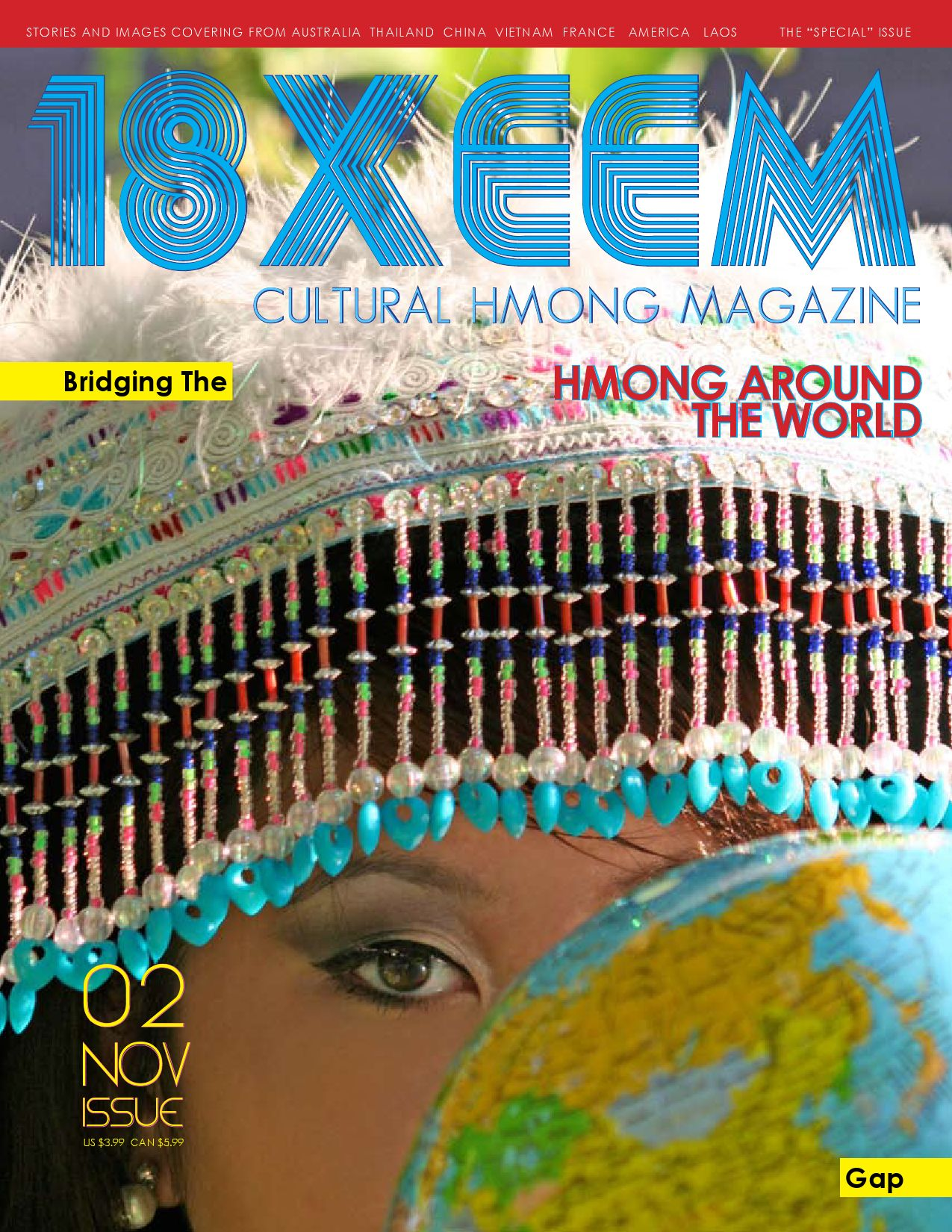 18XEEM November 2007 | Hmong Around the World by Mai Xiong