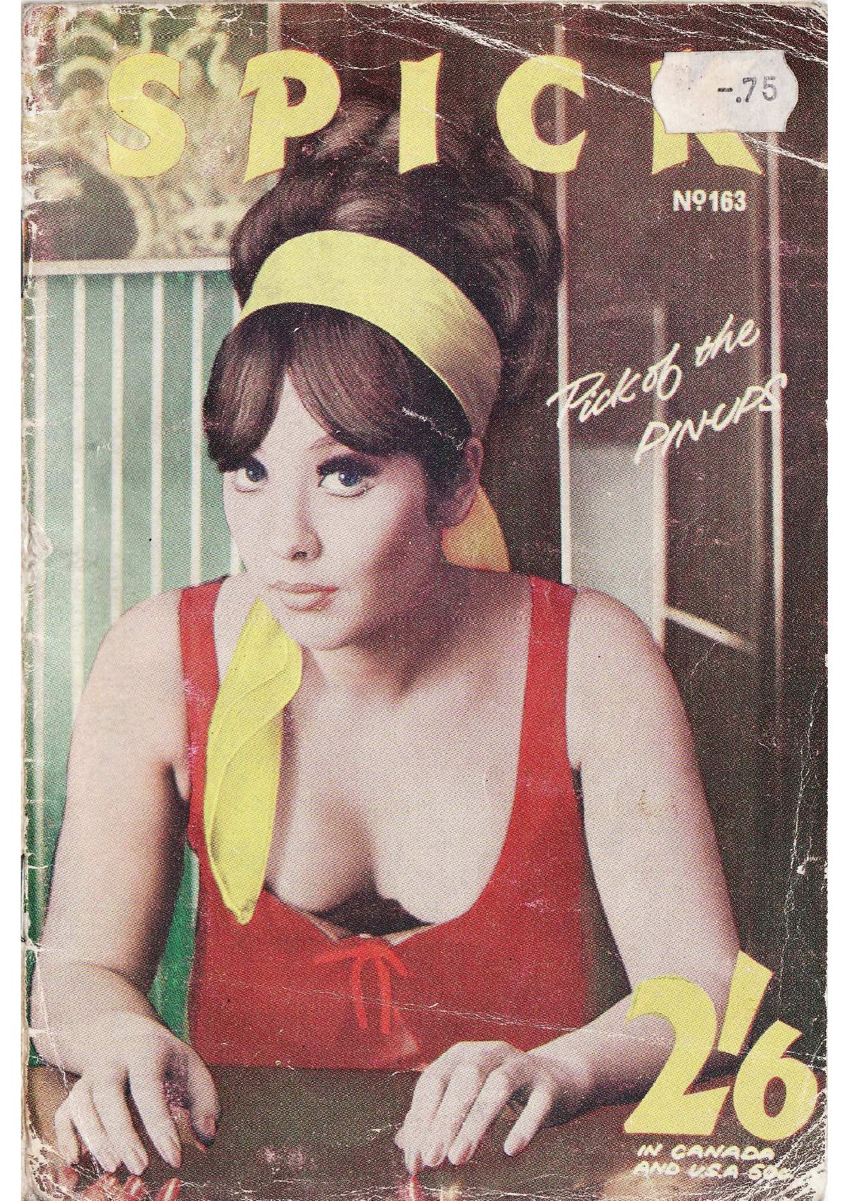 Spick Magazine June 1967 By Lisa Norman