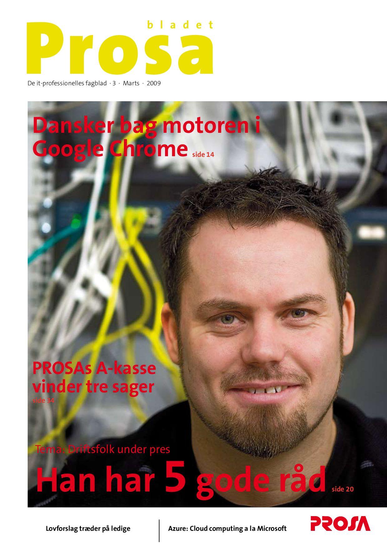 bladetTema:DriftsfolkunderpresLovforslagtræderpåledigeAzure:CloudcomputingalaMicrosoftside34Deit ...