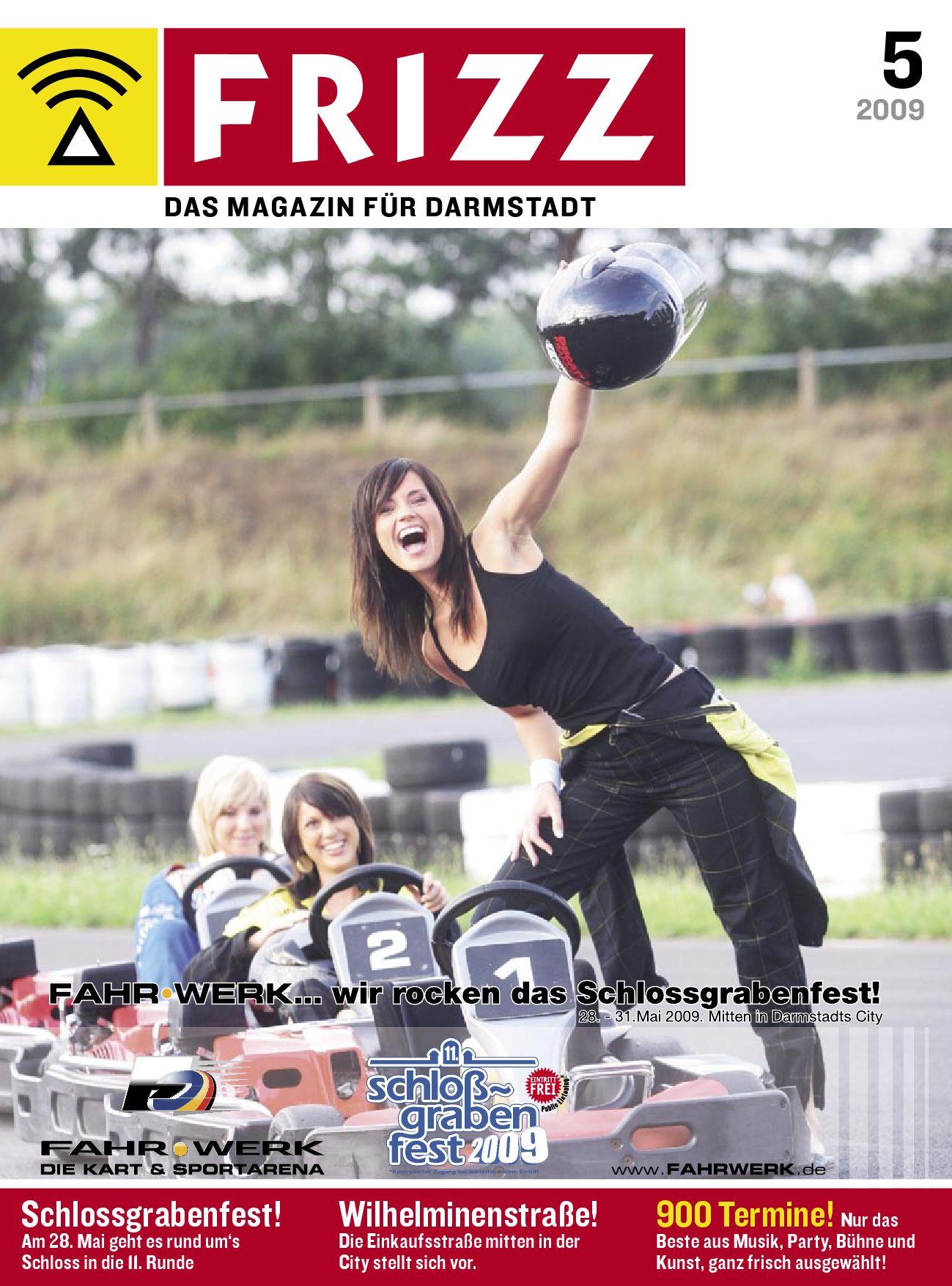 FRIZZ Das Magazin für Darmstadt 05 09 by FRIZZ Media & Marketing Darmstadt issuu