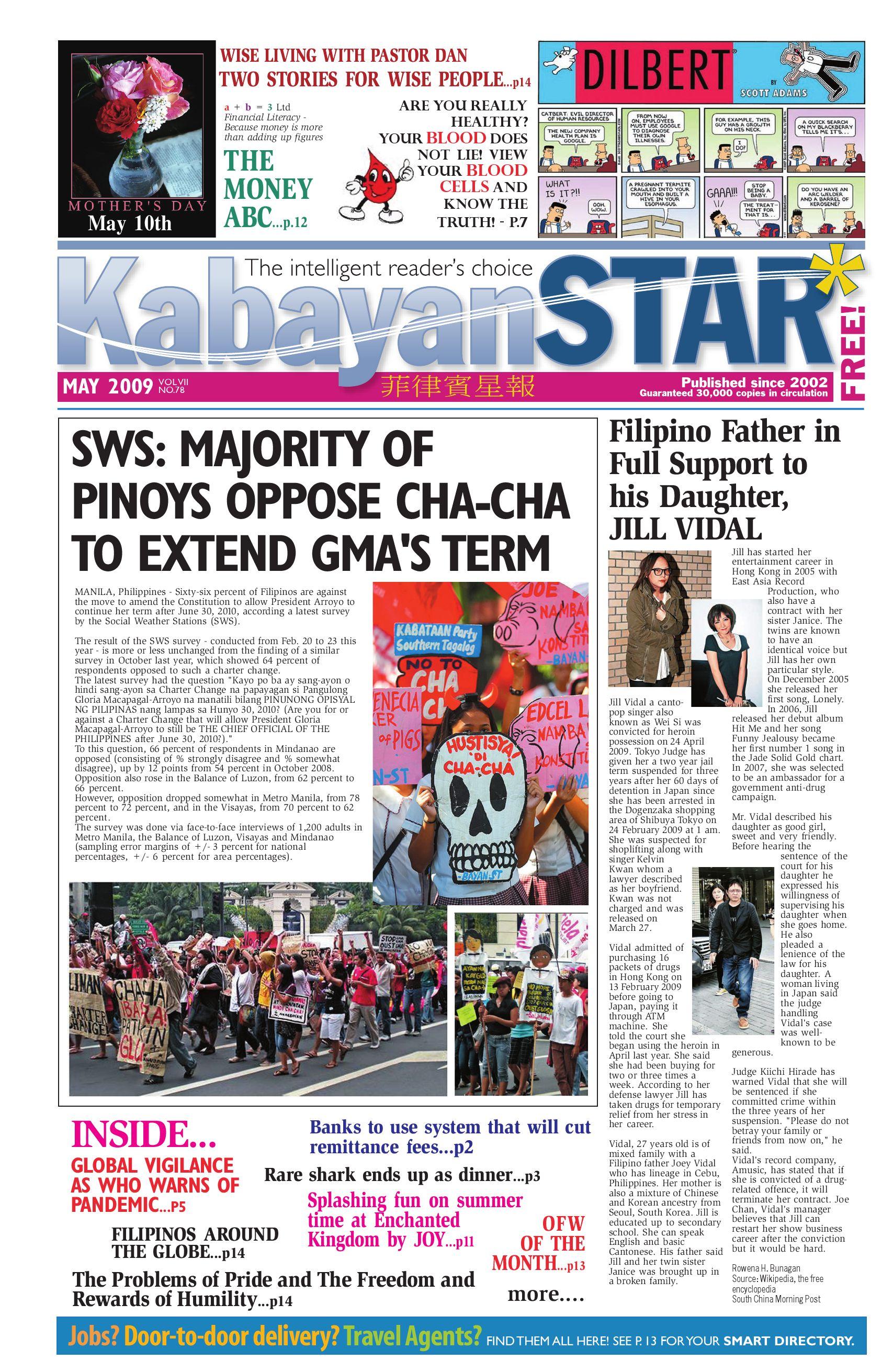 KabayanSTAR#78 May 09 by KabayanSTAR newspaper - issuu