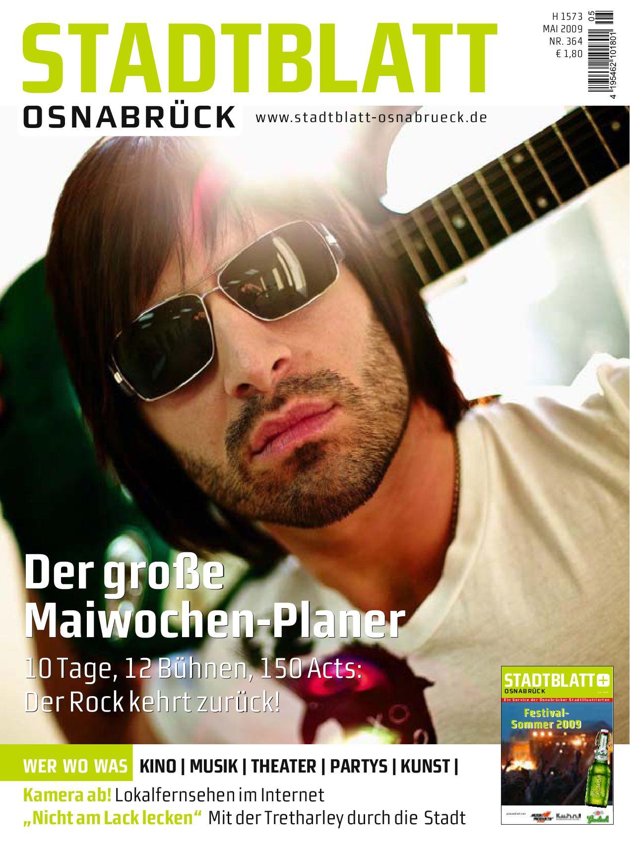 STADTBLATT 201001 By Bvw Werbeagentur