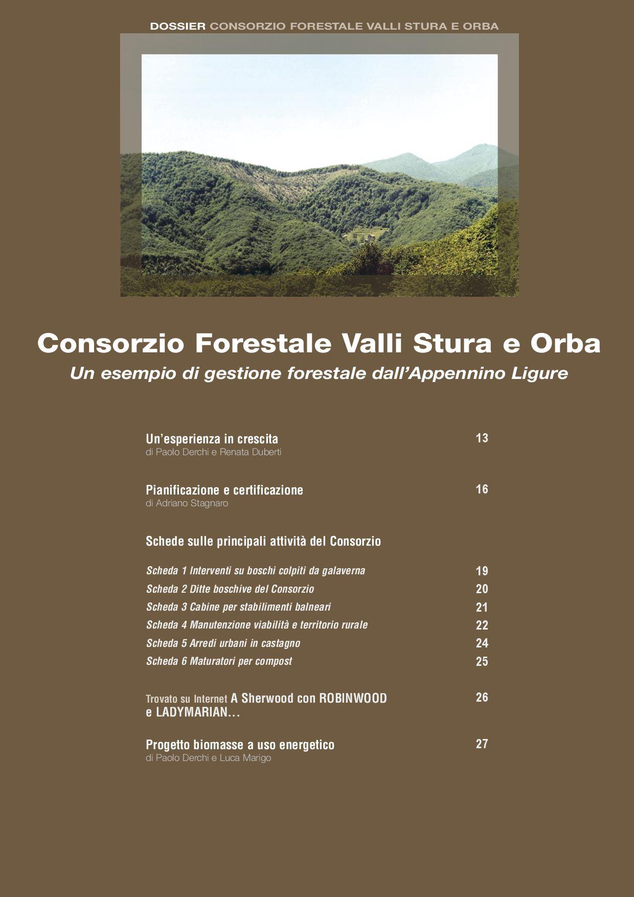 Falegnameria Puppo Campo Ligure dossier sherwood n°141 by cdf cdf - issuu