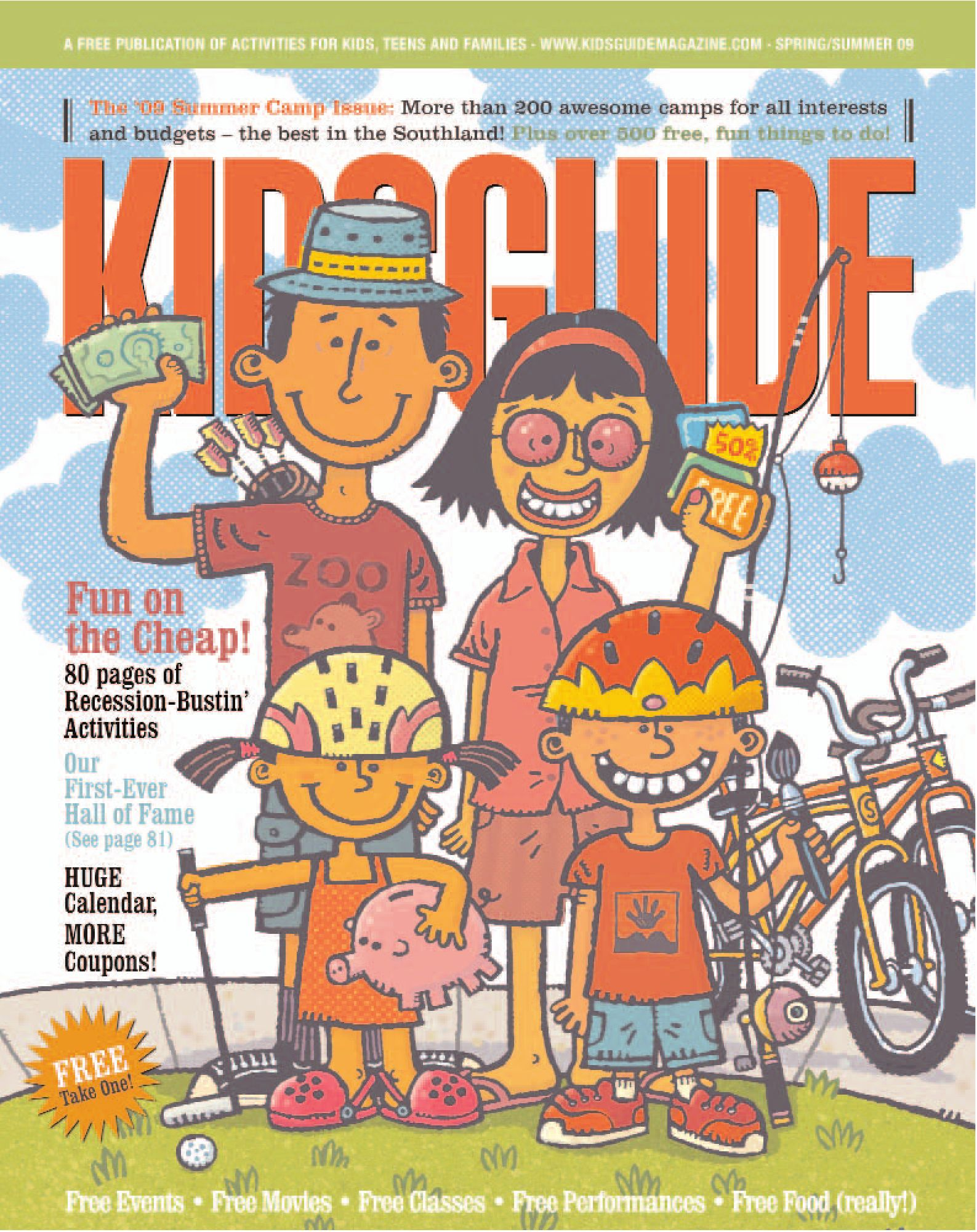 kidsguide spring summer 2009 by kidsguide issuu
