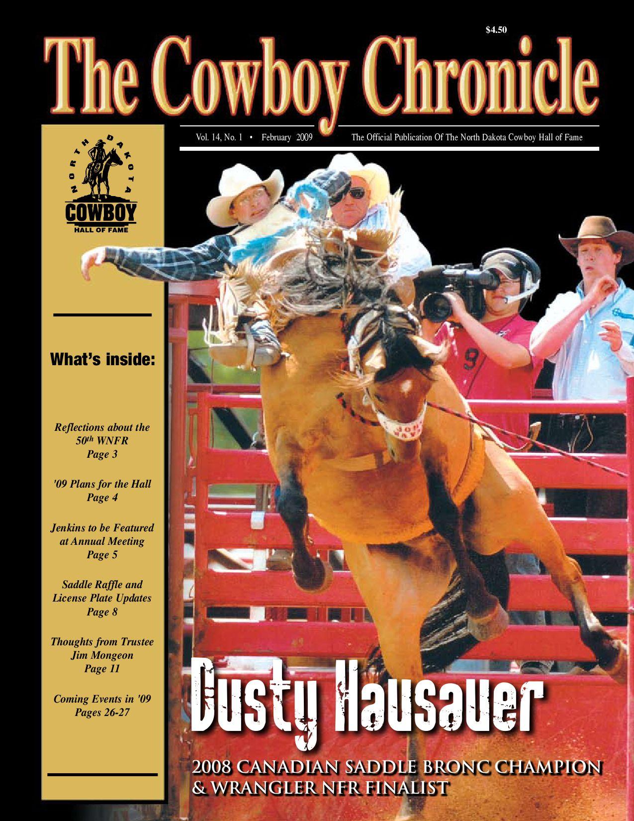 North Dakota Cowboy Hall Of Fame