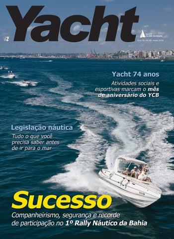 Revista Yacht by Canal 2 Comunicação - issuu 55551b4f77