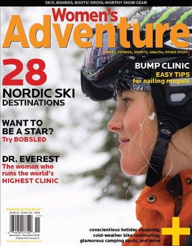 652672a90 November 2008 Women s Adventure Magazine by Women s Adventure ...